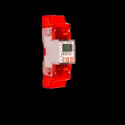 Single phase - 100A - 2TE - MID